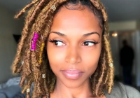 Awesome 50 african american natural hairstyles for medium length Braided Hairstyles For Medium Length Natural Hair Choices