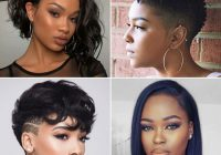 Awesome 50 best short hairstyles for black women 2020 guide Styling Short Hair For Black Women Inspirations