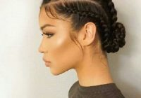 Awesome 50 medium length hairstyles we cant wait to try out hair Braided Hairstyles For Medium Length Natural Hair Inspirations