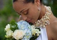 Awesome 50 superb black wedding hairstyles natural hair wedding Wedding Hairstyles Natural African American Hair