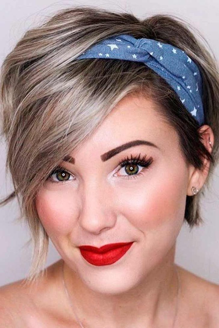 Permalink to 11 Perfect Hair Band Styles For Short Hair Gallery
