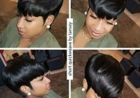 Awesome 54 short pixie hairstyles for black women best short pixie African American Short Quick Weave Hairstyles
