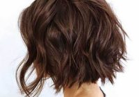 Awesome 55 alluring ways to sport short haircuts with thick hair Medium Short Hairstyles For Thick Hair Inspirations