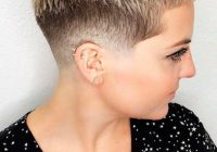 Awesome 57 blonde short hairstyles for round faces short hair Short Short Haircuts For Round Faces Choices