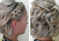 Awesome 60 creative updo ideas for short hair hair styles short Curly Wedding Hairstyles For Short Hair Inspirations