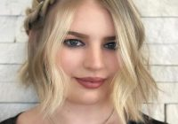 Awesome 60 popular party hairstyles that are easy to style Party Styles For Short Hair Inspirations