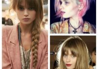 Awesome 7 wonders models who went from long to short hair wonderland Long Hair With Short Hair Ideas