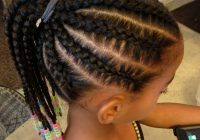 Awesome african american braid hairstyles for kids african African American Kids Braid Styles Designs