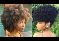 Awesome afro hairstyles for women compilation natural African American Afro Hairstyles Ideas