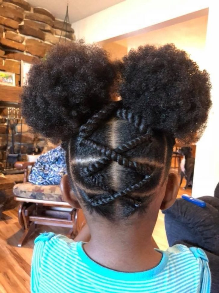 Permalink to 9 Unique Easy Hairstyles For African American Natural Hair Gallery