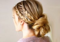 Awesome beautiful prom hairstyles thatll steal the night southern Prom Hairstyles For Long Hair Updos Braided Choices