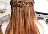 Awesome best braid hairstyles for thin hair Braids For Long Thin Hair Inspirations