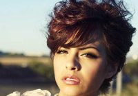Awesome best curly short hairstyles for round faces Short Haircuts For Round Faces And Curly Hair Choices