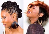 Awesome best mohawk hairstyles for black women beautyfrizz Mohawk Hairstyles African American Women