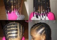 Awesome black toddler hairstyles natural hairstyles for kids hair Little Girl Hair Braiding Styles African American