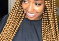Awesome box braid styling ideas for most exquisite tastes Braided Hair Extensions Styles Inspirations