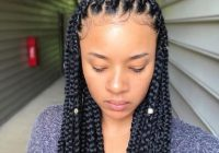 Awesome braid styles for natural hair growth on all hair types for Hair Braids Styles Pictures Inspirations