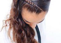 Awesome braided hairstyles girl hair braid 90s braided hairstyles Crocheted Ribbon Braided Hairstyle Choices