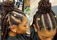 Awesome braided updos for every occasion naturallycurly Hair Up Braid Styles Choices