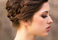 Awesome braided updos tutorials for easy braid hairstyles Braid Updo Hairstyles Tutorial Inspirations