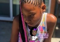 Awesome cutest hairstyles for little black girls little girls Braided Hairstyles African American Kids Ideas
