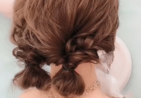 Awesome easy cute hairstyle you can do it at home cute easy Cute Short Hairstyles You Can Do At Home Inspirations