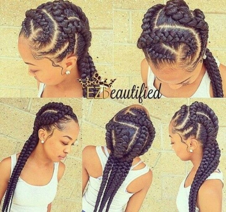 Permalink to 9 Elegant Quick Braid Hairstyles Ideas