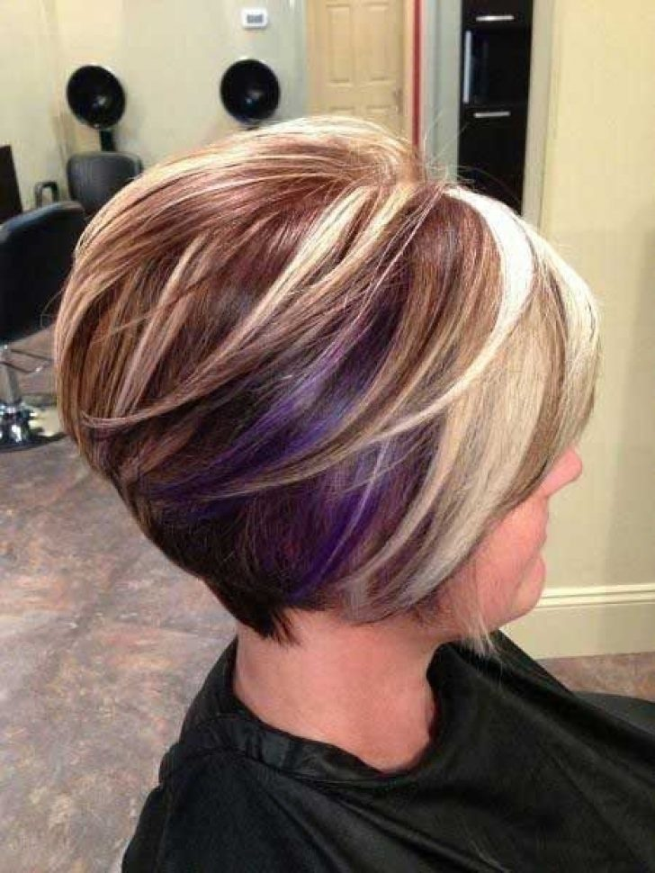 Permalink to 11   Short Haircuts With Color Gallery