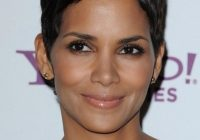 Awesome halle berry short pixie hairstyle hairstyles weekly Halle Berry Short Hair Styles Choices