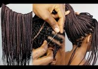 Awesome how to crochet braids for beginners step step small size Ways To Braid Your Hair For Crochets Inspirations