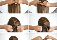 Awesome how to french braid your hair step step French Braid Hairstyles Step By Step Pictures Choices