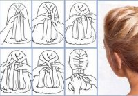 Awesome how to make french braid hairstyle tutorials French Braid Hairstyles Step By Step Pictures Ideas