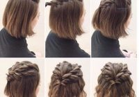 Awesome lovely twists for short hair cute hairstyles for short Plait Styles For Short Hair Inspirations