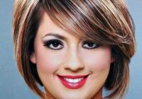 Awesome marvelous dark brown highlight auburn short hairstyles for Short Hair Styles For Plus Size Women Choices