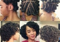 Awesome natural hair daily elle neecie natural hair twists Styling Short Black Hair Without Heat Choices