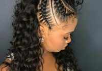Awesome okayyyy i sees you braided hairstyles french French Braid African American Hairstyles