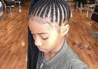 Awesome p i n t e r e s te n d e y a h cornrow ponytail black Braid Black Hair Hairstyles Female Choices