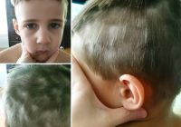 Awesome photos of kids at home haircuts done parents popsugar Short Haircuts To Do At Home Ideas