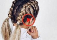 Awesome pin en maquillaje Hairstyles Braids Tumblr Easy Inspirations