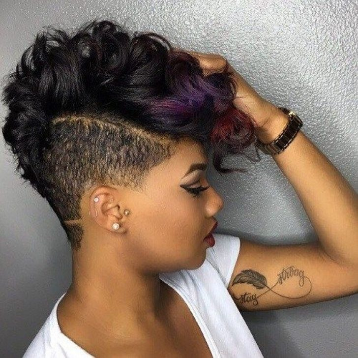Permalink to 10   Abfrican American Shorthairstyles With Shaved Sides Gallery