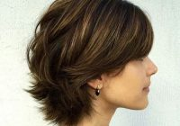 Awesome pin on hair styles Short Layered Hairstyles With Bangs For Thick Hair Inspirations