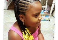 Awesome pin on hairs African American Kids Braid Styles Designs