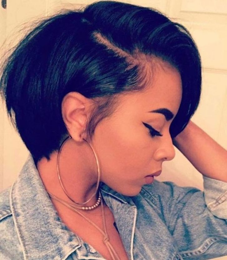 Permalink to Short African American Bob Hairstyles Inspirations