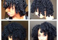 Awesome results of last nights braid out with perm rods this was Braid Out Styles Relaxed Hair Inspirations