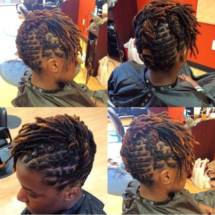 Permalink to Elegant Dreadlocks Styles For Short Hair