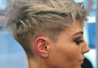 Awesome the 15 best short hairstyles for thick hair trending in 2020 Short Textured Haircuts Inspirations