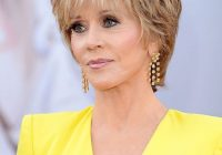 Awesome the best hairstyles for women over 60 Short Hairstyles For 55 Year Old Woman Inspirations