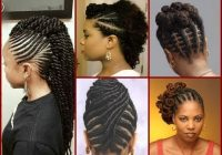 Awesome top 20 flat twist hairstyles on natural hair Natural Hair Braid Twist Styles Inspirations