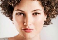 Awesome very short curly hair httppy curly hair styles Hairstyle For Short Curly Hair Female Choices