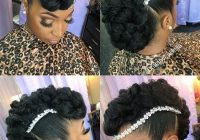 Awesome wedded bliss hair natural afro hairstyles natural hair Natural Hair Wedding Styles African American
